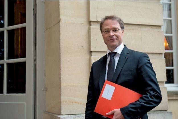 François Asselin, président de la CGPME.