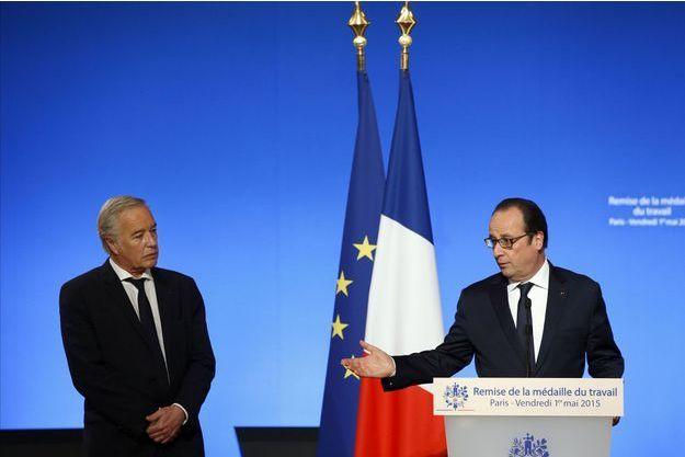 François Rebsamen devrait quitter son poste dans un court délai.
