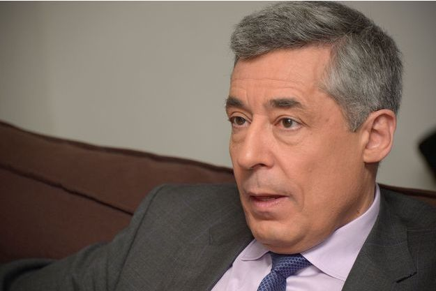 Henri Guaino, ancien conseiller de Nicolas Sarkozy et député UMP.