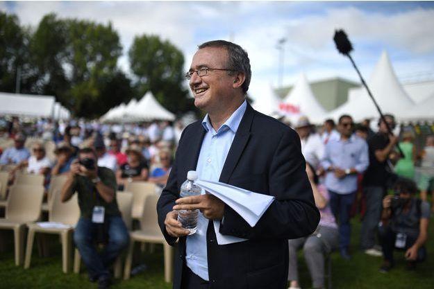 Hervé Mariton le 3 septembre à La Baule, en Loire-Atlantique.