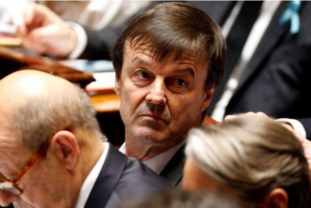 EDF ne décide pas de la politique énergétique de la France, insiste Nicolas Hulot