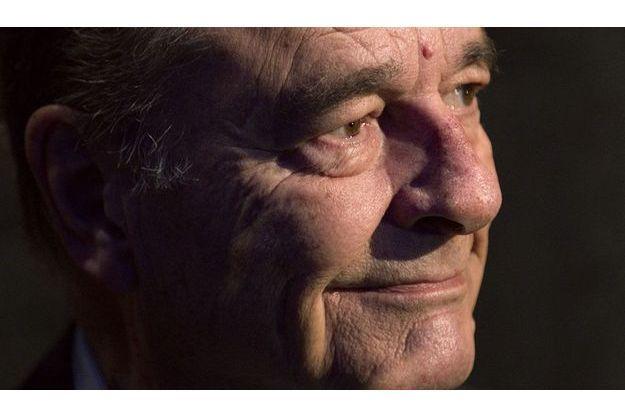 Jacques Chirac en novembre 2011.