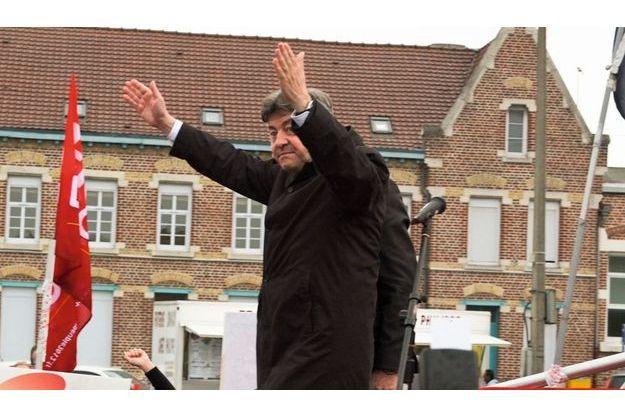 Dernier meeting dimanche 10 juin à  Hénin-Beaumont pour  Jean-Luc Mélenchon. Le temps des adieux  est venu.