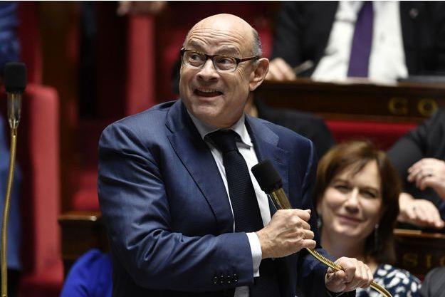 Jean-Marie Le Guen à l'Assemblée nationale le 31 janvier dernier.