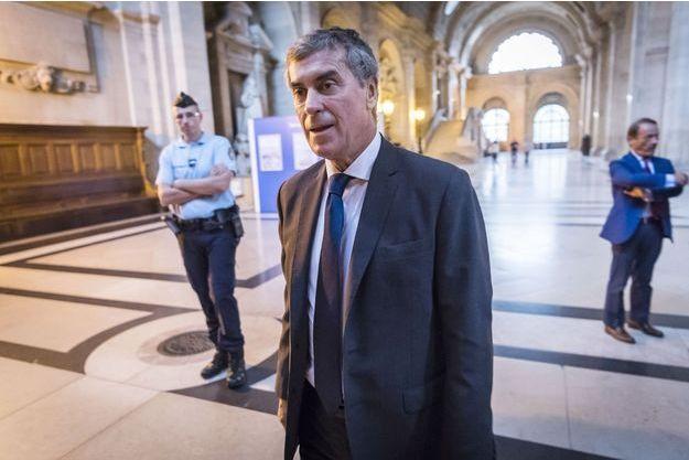 Jérôme Cahuzac est jugé pour fraude fiscale et blanchiment.