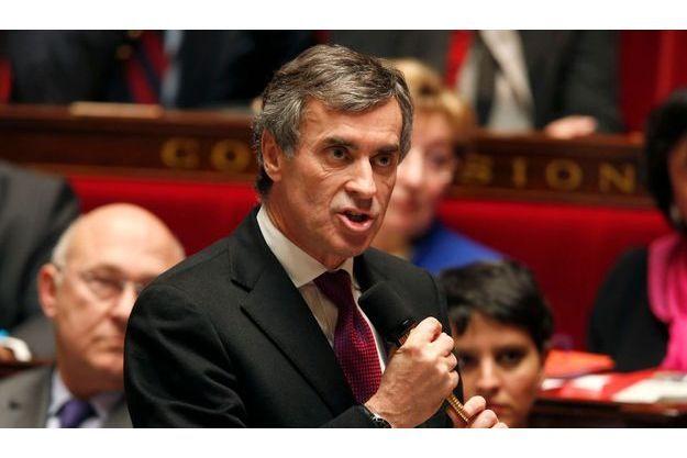 Jérôme Cahuzac à l'Assemblée nationale, le 5 décembre dernier, lorsqu'il s'est défendu d'avoir jamais possédé un compte en Suisse.
