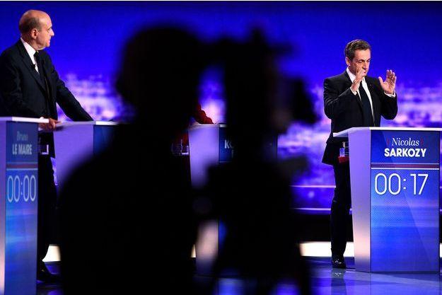 """Nicolas Sarkozy avait employé l'expression """"nettoyer au Kärcher"""" en 2005."""