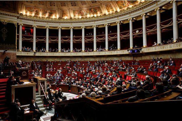 """Très large majorité à l'Assemblée pour le projet de loi sur le """"droit à l'erreur"""". (image d'illustration)"""