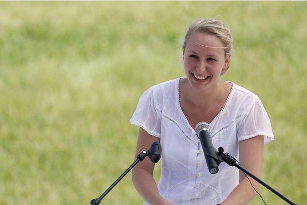 Marion Maréchal-Le Pen en juillet dernier.