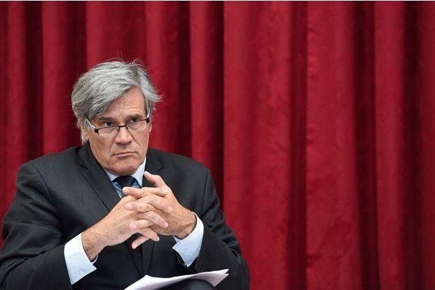 Stéphane Le Foll, le 22 juillet 2015.