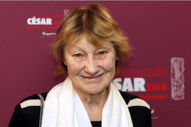 Marisa Bruni Tedeschi lors des César 2014