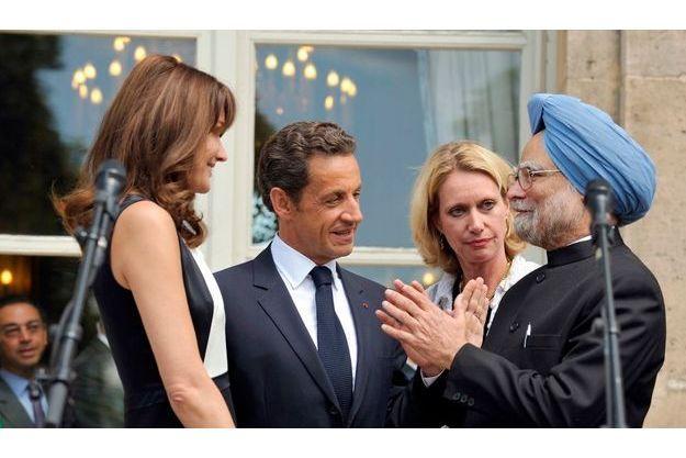 L'an dernier, l'Inde était à l'honneur à la garden party de l'Elysée.