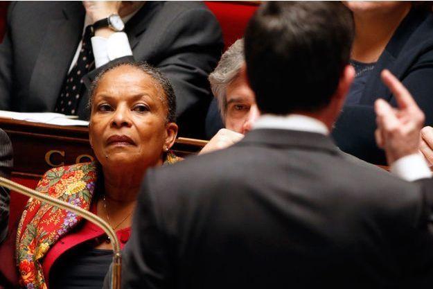 Christiane Taubira.