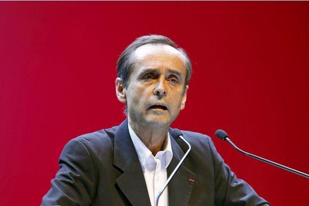 Le maire de Béziers Robert Ménard.