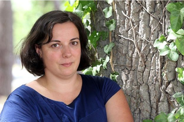 Emmanuelle Cosse est candidate aux élections régionales en Île-de-France.