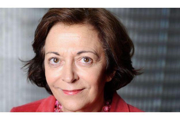 Anne-Marie Idrac, administratrice de Bouygues et Total notamment.