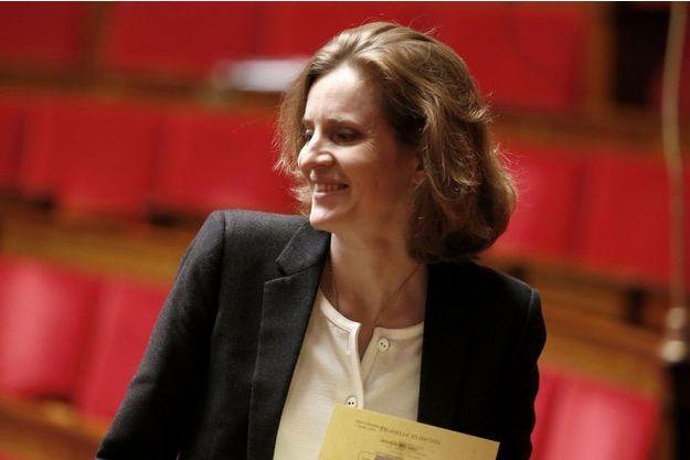 Nathalie Kosciusko-Morizet en décembre 2014 à l'Assemblée nationale.