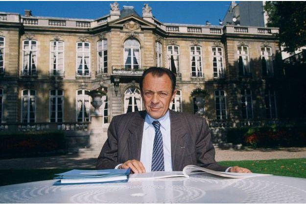 Michel Rocard à Matignon