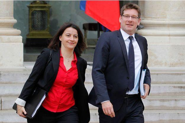 Cécile Duflot et Pascal Canfin vont quitter le gouvernement.