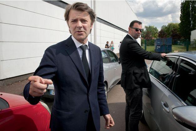 François Baroin, chef de file LR, maintient que le clivage droite- gauche existe