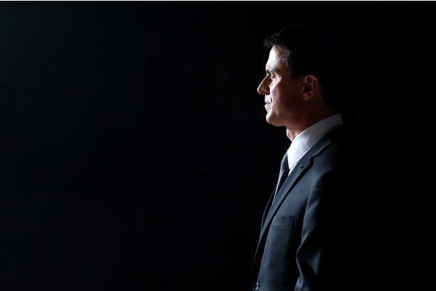 Manuel Valls à Jérusalem, le 23 mai.