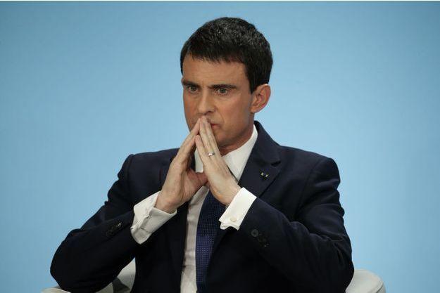 Manuel Valls mercredi matin.