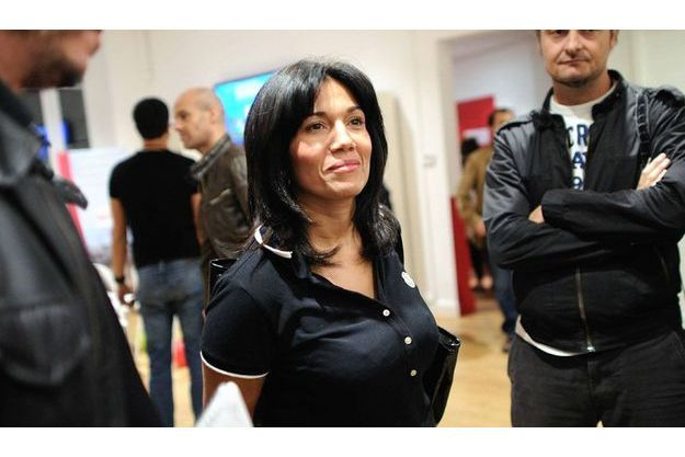 Samia Ghali en octobre dernier.