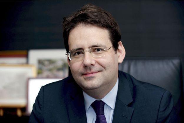 Matthias Fekl, le nouveau ministre de l'Intérieur.