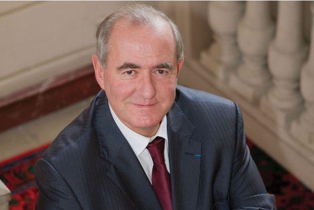 Maurice Leroy est député UDI du Loir-et-Cher.