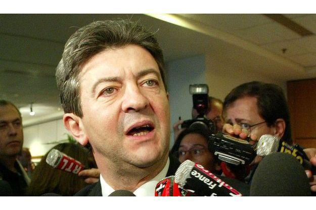 Premières élections sous la bannière du Front de gauche pour Jean-Luc Mélenchon