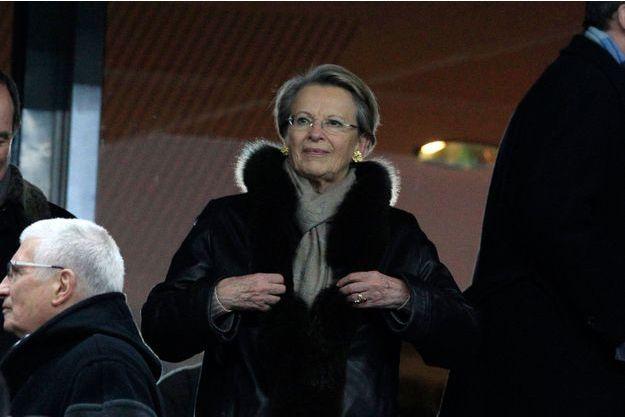 L'ancienne ministre gaulliste Michèle Alliot-Marie, ici en 2013.