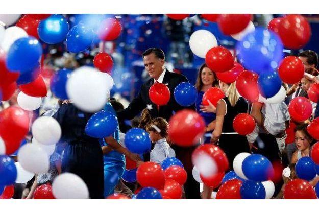 Mitt Romney est désormais le candidat officiel. La campagne passe dans sa dernière phase.