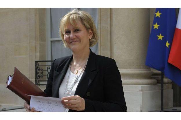 Nadine Morano, le 9 mai dernier.