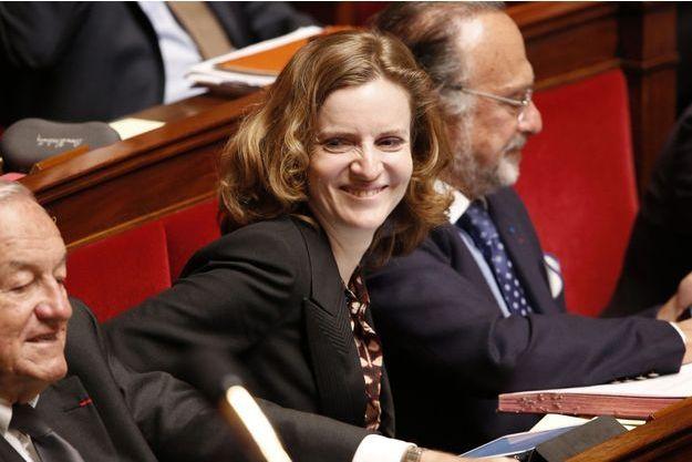 Nathalie Kosciusko-Morizet en mars dernier à l'Assemblée nationale.
