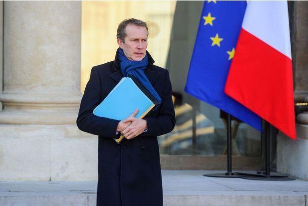 Le ministre délégué à l'Agroalimentaire, Guillaume Garot, a eu l'idée d'un geste généreux pour les soldats.