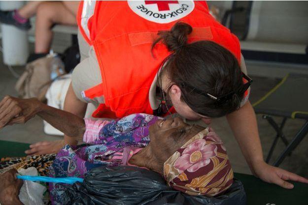 De nombreux blessés ou malades ont été déjà rapatriés en Guadeloupe.