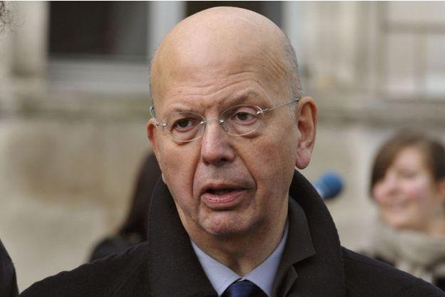 Patrick Buisson en janvier 2012