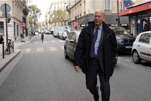Patrick Buisson en octobre 2012.