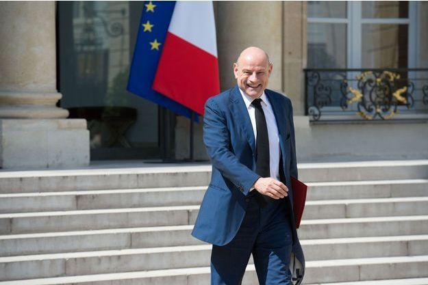 Le secrétaire d'Etat chargé des Relations avec le Parlement, Jean-Marie Le Guen, le 11 juin dernier.