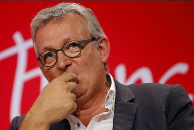 Pierre Laurent en août 2014.