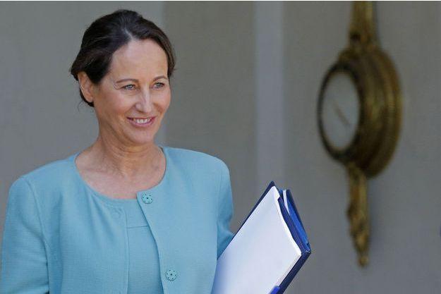 Ségolène Royal ne sera pas candidate en 2017.