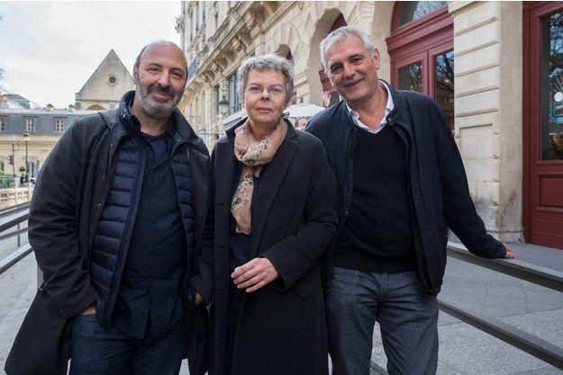 Cédric Klapish, Pascale Ferran et Laurent Cantet figurent parmi les signataires de la tribune.