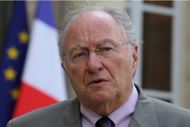 Roger Cukierman en 2013.