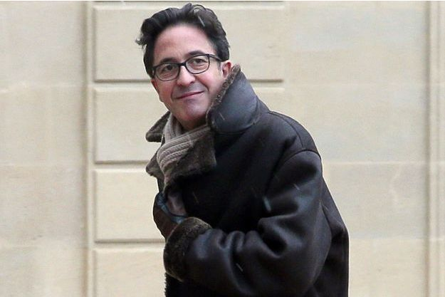 Aquilino Morelle, l'ancien conseiller de François Hollande.