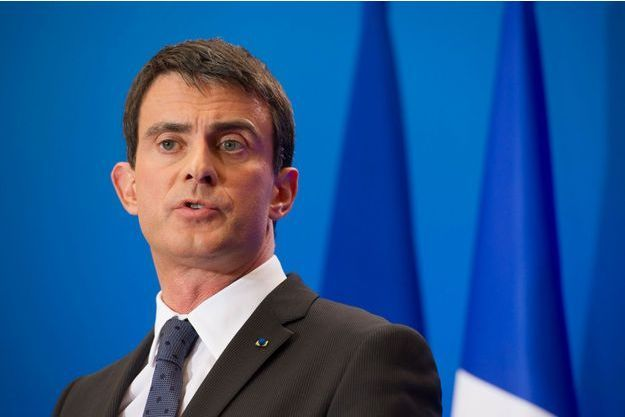 Manuel Valls le 22 décembre.