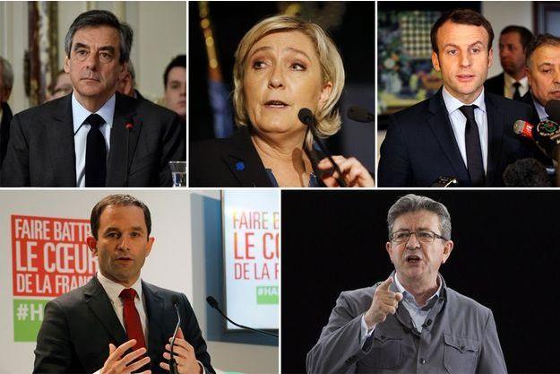 Fillon, Le Pen, Macron, Hamon, Mélenchon et les autres candidats à la présidentielle rendront leurs déclarations de patrimoine publiques.