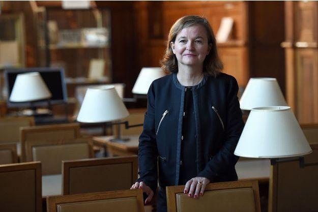 Nathalie Loiseau en 2015.