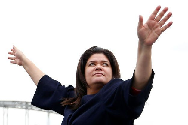 Raquel Garrido sur le point de quitter La France insoumise
