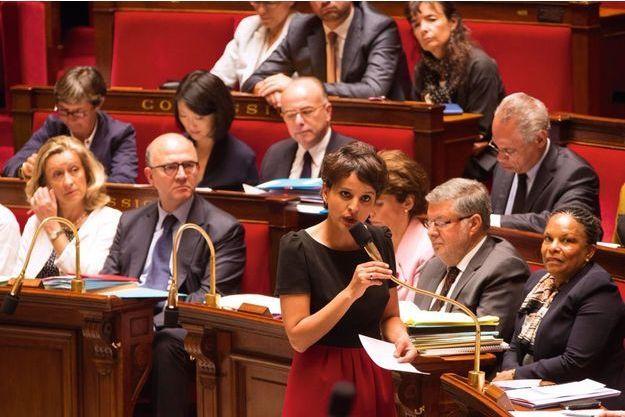 Mercredi 19 juin, le banc du gouvernement lors des questions à l'Assemblée.