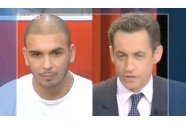 En février 2007, pendant la campagne pour la présidentielle, Nicola Sarkozy avait déjà participé sur TF1 à «J'ai une question à vous poser», une émission où il était déjà confronté à un panel de Français